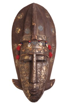 Many African countries have a rich tradition of artisan-crafted masks.