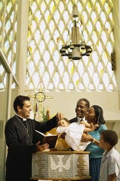 The cultural significance of Christian baptism varies across denominations.