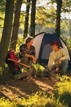 A camping trip will allow you and Dad to go on a weekend adventure.