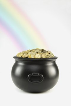 Create your own pot of gold.