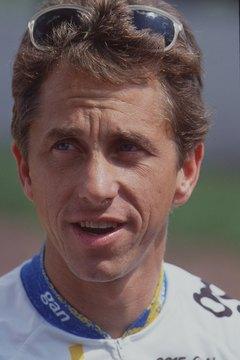 Greg LeMond popularized a precise formula for bike frame fitting.