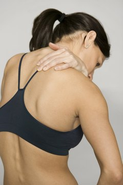 Upper back tension can lead to debilitating pain.
