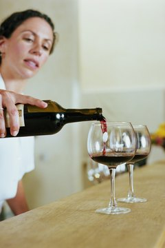 Tasting room managers earn some of the highest salaries in California and New York.