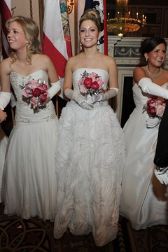 Thought by some to be outdated, debutantes find the tradition to be a comforting rite of passage.