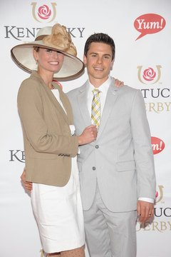 Seersucker suits are a popular choice of outfit for the Kentucky Derby.