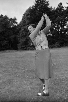 Babe Didrikson Zaharias was the first woman to play in a PGA Tour event.