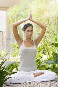 Reign in stress with yoga, meditation or another remedy to prevent runaway sebum production.