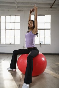 Pilates tones the abs, legs and arms without adding unnecessary bulk.
