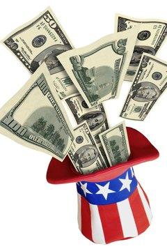 You redeem U.S. war bonds for cash.