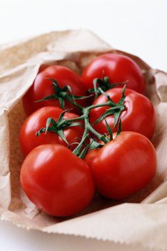 Tomatoes can help you avoid unwanted weight gain.