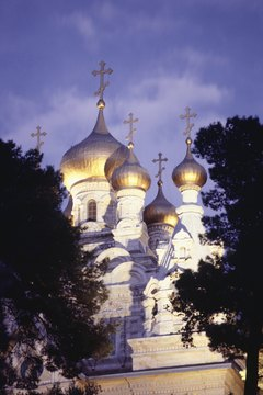 The Russian Orthodox Church has a different calendar of holidays than Catholics or Protestants.