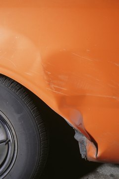 Settling an auto accident claim is a negotiating process.