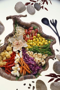 High-fiber and protein foods help to keep you full and satisfied.