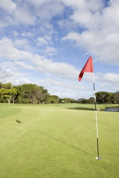 Public golf courses are often advertised in newspapers, phone books or online.