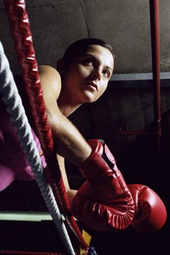 Boxing requires intense conditioning and discipline.