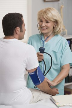 Occupational health and industrial nurses help mitigate health and safety risks to employees.