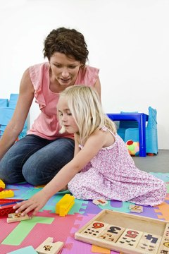 Preschool lead teachers have a significant professional role in early child-care education.