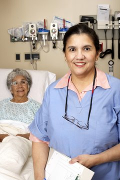 Recovery room nurses meet new people every day.
