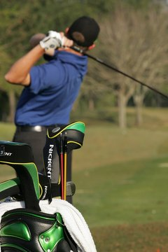 Many golfers prefer graphite shafts.