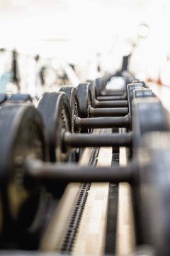 Without following safety rules, dumbbells can cause serious injury.