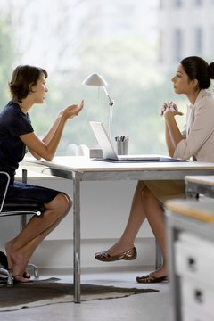 Speak frankly with your boss about how her personal business prevents you from doing other work.