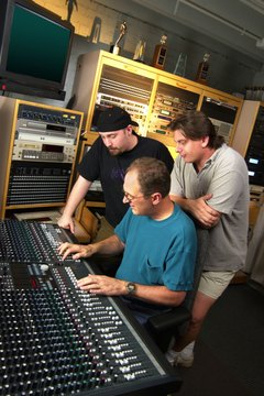 Audio engineers possess numerous technical, analytical and theoretical skills.
