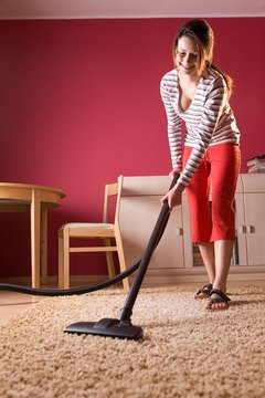 Vacuuming counts as light exercise.
