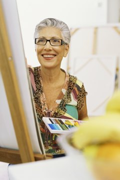 A master artist has many characteristics.