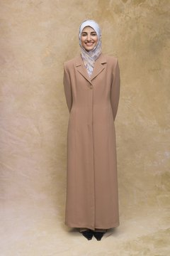 Dressing modestly is a religious duty of Muslim women.