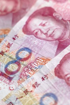 An undervalued yuan makes Chinese imports cheaper.