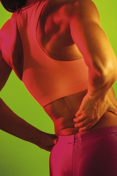 The proper regimen aids with back pain that can interfere with your game.