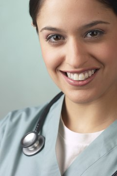 Registered nurses find work in hospitals, physician's offices and outpatient centers.