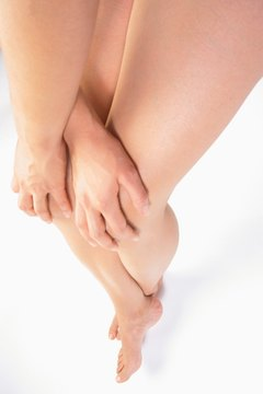 Varicose veins may cause you to hide your legs and feet.