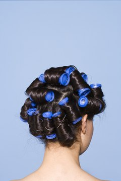 Heated rollers add shine and smooth frizz for results that last longer than curling irons.
