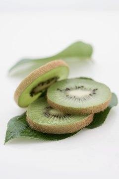 Although all kiwi fruit is rich in antioxidants, minerals and phytonutrients, the gold kiwi fruit is generally more nutrient-dense.