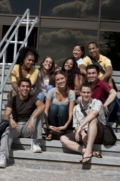 Many of WSU's prospective students are accepted through the Assured Admission program.