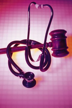 Litigation funders can bear the cost of malpractice cases.