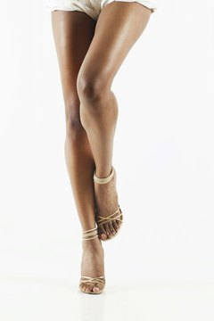 Gorgeous legs can also be the source of aches and pains.