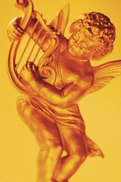 Eros is an example of a male god to worship in Wicca.