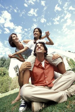 Paying your mortgage in full helps steer your family toward financial freedom.