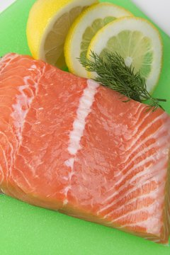 Salmon provides more nutrients than tilapia.