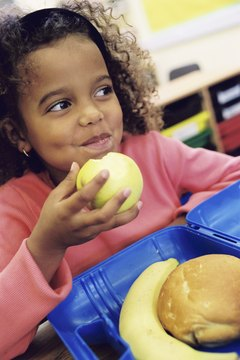 Teaching kids about healthy eating can promote long-term health benefits.