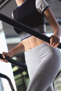 Hit the stairmaster for glutes of steel.