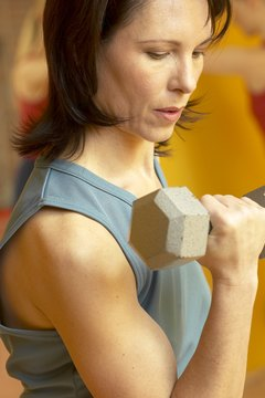 Toning your biceps may not be as difficult as you think.
