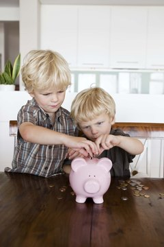 You can find other safe ways to save besides a piggybank.
