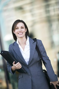 Put resumes in a portfolio or briefcase to prevent damage.
