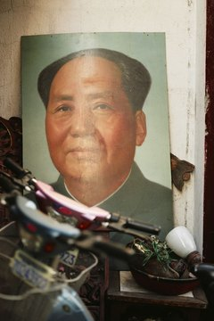 Mao Zedong launched the Great Proletariat Cultural Revolution in 1966.