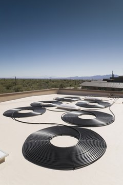 Solar water heating systems can last up to 20 years before needing replacement (see References 1).