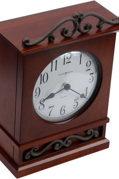 Quakers had a strong tradition of clock-making in the American colonies.