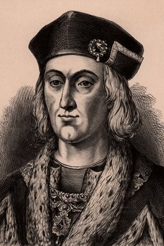 Henry VII of England commissioned John Cabot's voyages of discovery.
